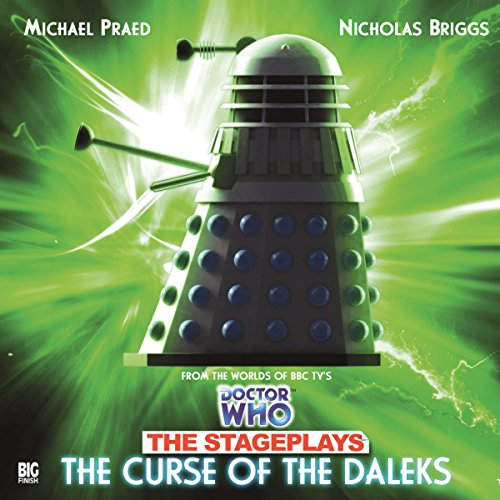 Doctor Who - The Curse of the Daleks audiobook cover art