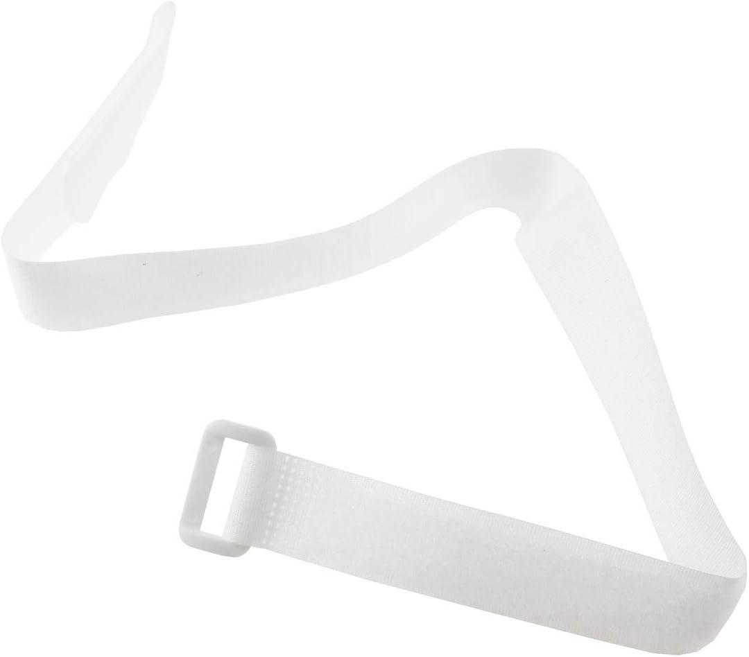 Kabelbinder Klettband Klettverschluss Mit Öse 30cm Lang 2cm Breit I Sicheres Verstauen Von Kabel Und Leitungen I 5er Pack Schwarz Baumarkt