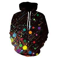 Newest Colorful 3D print Hoodies Men Women Kids Hooded Sweatshirts Autumn Winter Boy Girl Fashion Casual Pullover Men's Hoodie