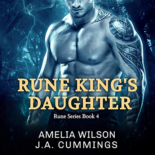 Couverture de Rune King's Daughter