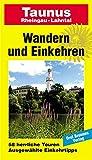 Image of Wandern und Einkehren, Bd.28, Taunus