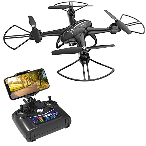 Holy Stone HS200D FPV RC Drone with 720P Camera 120°FOV Live Video...