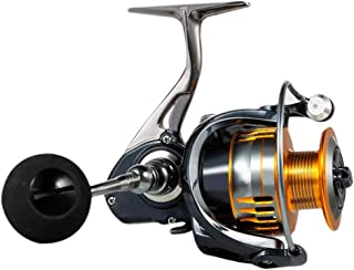 Perfeclan Lightweight Spinning Fishing Reel Left Right Hand Saltwater Reel