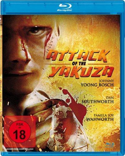 Attack of the Yakuza (2008) ( Broken Path ) (Blu-Ray)