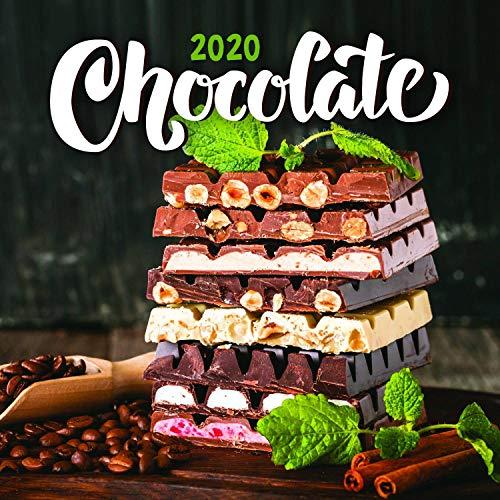 Presco - Wandkalender Schokolade -...