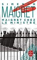 Maigret Chez Le Ministre (Ldp Simenon)