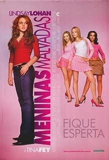Mean Girls Movie Poster (25 x 37 Inches - 64cm x 94cm) (2004) Brazilian -