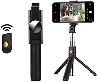 CHENXQ Selfie Stick Tripod Selfie StickWireless Remote Tripod Stand iPhone Bluetooth 40-Inch,Selfie Stick Tripod