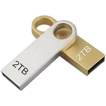 1000gb Kayboo Memoria USB 1TB Impermeable Memory Sticks Flash Drive Alta Velocidad Pendrive Almacenamiento de Datos con Llavero para Almacenamiento y Respaldo