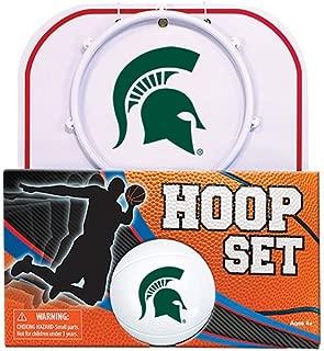 Hoop Set Michigan State Game
