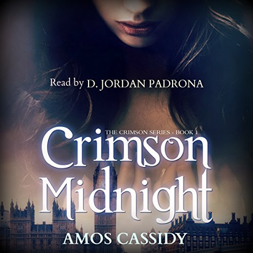 Crimson Midnight audiobook cover art