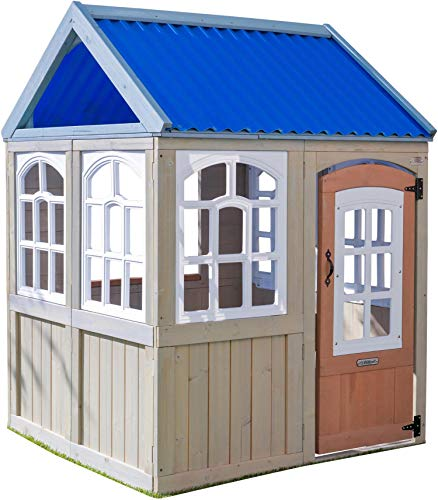 KidKraft P280115 Casetta da Gioco da Giardino e Esterno Cooper in Legno per Bambini