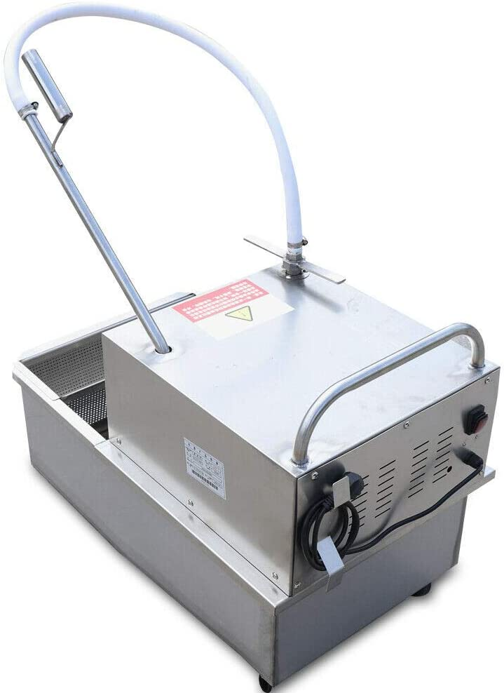 Portable Sales of SALE items from new works Fryer Oil Filter Cart Gorgeous Commercial 55L Machine Filte