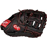 Rawlings R9 Baseball Youth Pro Taper 12' FBM, Web R9YPTFM16B-3/0 Gloves , Right Hand Throw