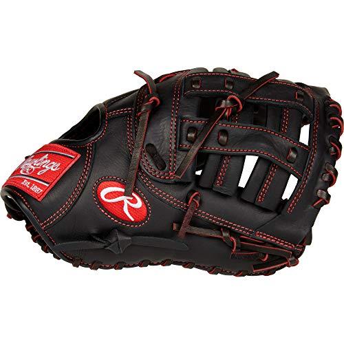 "Rawlings R9YPTFM16B-3/0 Baseball Youth Pro Taper 12"" FBM, Right Hand Throw ,Gloves"