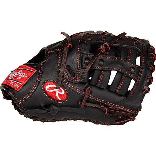 "Rawlings R9YPTFM16B-3/0 Baseball Youth Pro Taper 12"" FBM, Right Hand Throw ,Gloves"