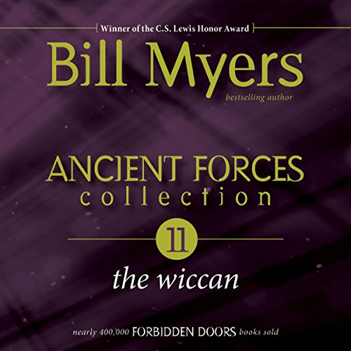 Ancient Forces Collection: The Wiccan audiobook cover art