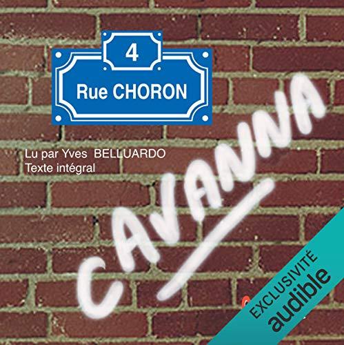 4, rue Choron  By  cover art