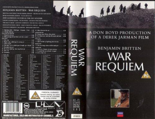 Britten, Benjamin - War Requiem op 66 [VHS]