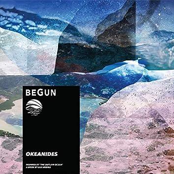 OKEANÍDES (Inspired by 'The Outlaw Ocean' a book by Ian Urbina)