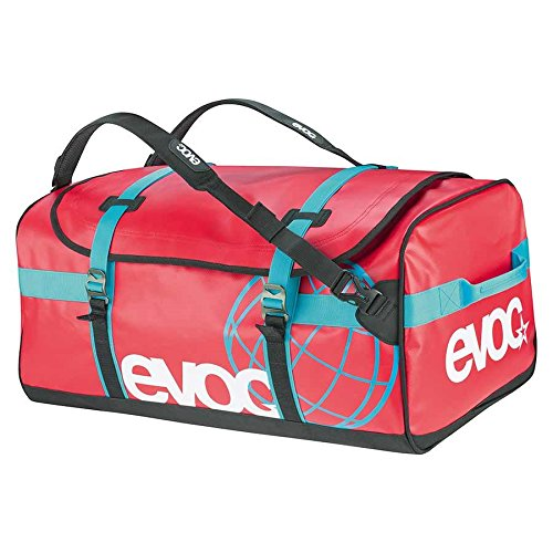 evoc Duffle Bag Ausrüstungstasche, red, 70 x 40 x 35 cm, 100 Liter