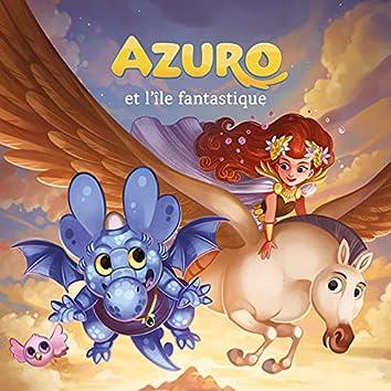 Azuro et l'île fantastique