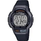 CASIO Herren Digital Quarz Uhr mit Harz Armband WS-1000H-1AVEF