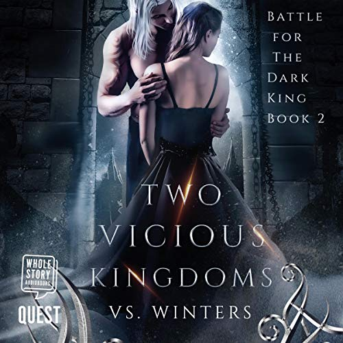 Two Vicious Kingdoms  By  cover art
