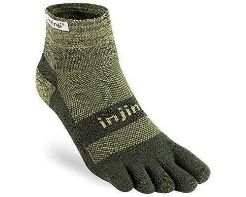 Injinji Trail - Calcetines para hombre de peso medio - Multi color - Medium