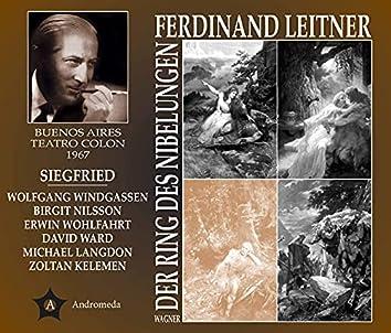Wagner: Siegfried, WWV 86C (Live)