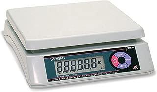 Rice Lake Ishida iPC Portable Bench Scale-60 lb Capacity (75458)