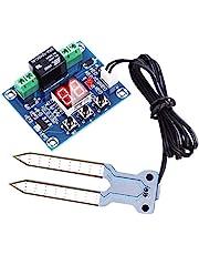 DollaTek vochtsensor vochtmeter 12 V met automatische bewateringssysteem-module van digitaal display
