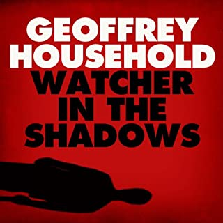 Watcher in the Shadows audiobook cover art