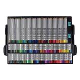 Papelería 150 Colores Lápices Profesionales de Color al óleo Set de Artista Pintura Boceto de Madera Lápiz de Color de Arte de la Escuela Suministros