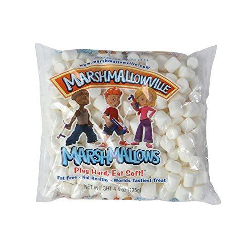 Marshmallow Amunition Mini Size