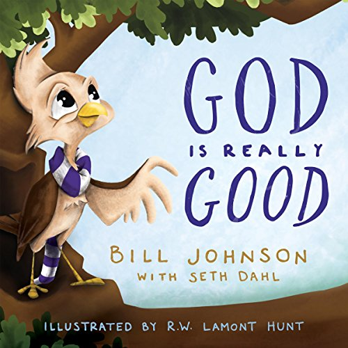 God Is Really Good audiobook cover art