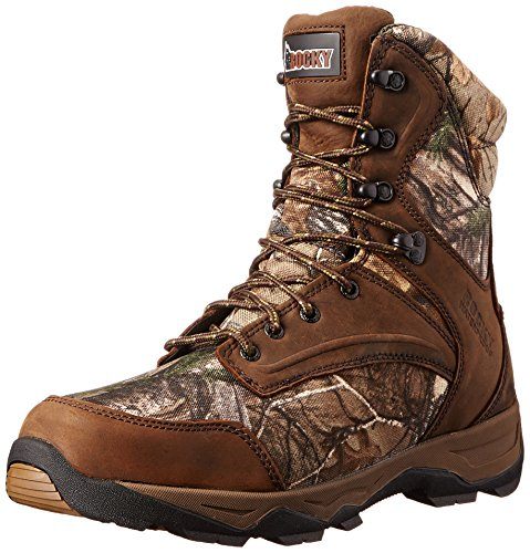 Rocky mens Rks0227 Mid Calf Boot, Realtree Xtra, 9.5 Wide US