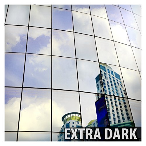 BDF S05 Heat Control Daytime Privacy One Way Mirror Window Film Silver 5 (12in X 24ft)