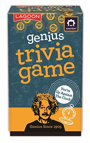 Einstein Genius Trivia spel