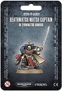 Best captain in terminator armour Reviews