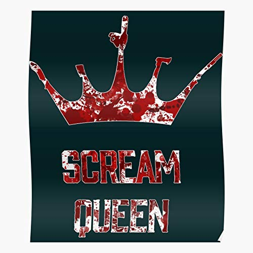Scream Movie Queens 1996 5 2 4 3 The Best and Newest Poster for Wall Art Home Decor Room
