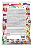 Yumearth - piruletas ecológicas de 8 sabores variados - 100 unidades