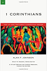 1 Corinthians (IVP New Testament Commentary Series) Hardcover