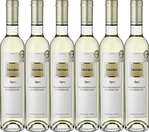 6x Sauvignon Blanc Beerenausl. 0,375 2015 - Angerhof Tschida, Burgenland - Weißwein