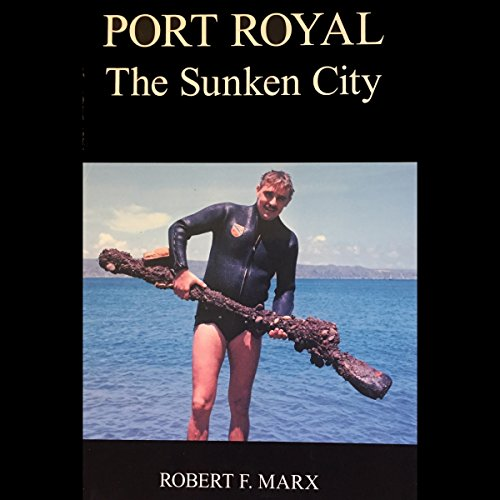 Port Royal audiobook cover art