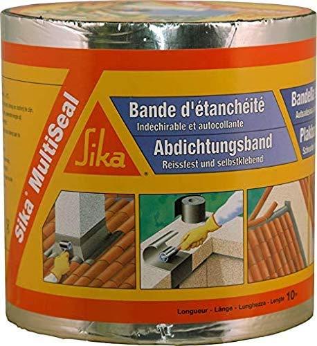 Banda asfáltica de aluminio bituminosa