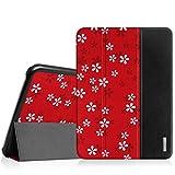 Fintie Housse pour Tablette Samsung Galaxy Tab 4 10.1 SM-T530 SM-T535 (10.1 Pouces) - Ultra-Mince et Léger PU Cuir...