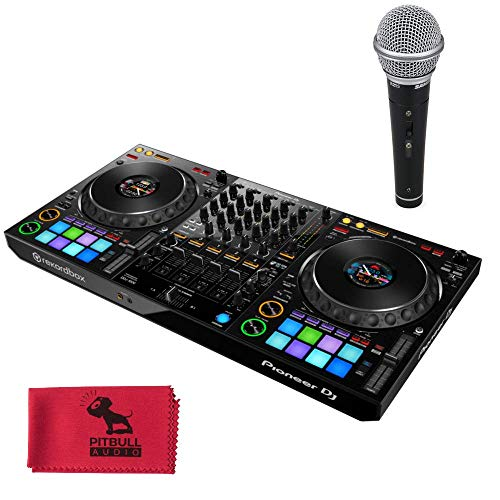 Great Features Of Pioneer DJ DDJ-1000 4-Channel Professional Performance DJ Controller with PitbullA...