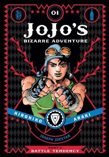 Jojo's Bizarre Adventure Part 2 Battle Tendency 1: Volume 1