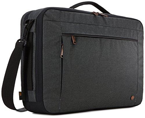 Case Logic ERACV-116 Era Borsa per Laptop fino a 15.6  e Tasca Dedicata per un Tablet da 10.5 , Nero